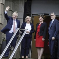 The day Storm Boris blew into Stormont
