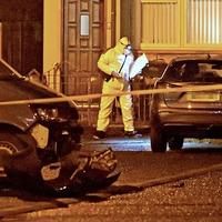 Man shot in knee and foot in west Belfast