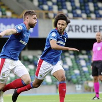 Linfield return to top after gutsy win over Cliftonville