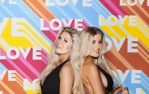 Tensions flare as Love Island twins clash over a boy
