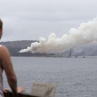 Wildfire smoke to circle planet and return to Australia, Nasa says