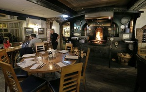 Eating Out: Railway Tavern a warm and welcoming way station in winter