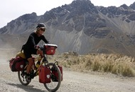 Kate Rawles: Why I rode 8,000 miles through South America on a bamboo bicycle
