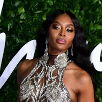 Naomi Campbell backs Harry and Meghan's decision to step back from royal duties