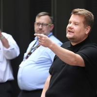 James Corden: I'll be so happy when I don't have to wear Spanx