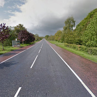 Man dies in Armagh road crash