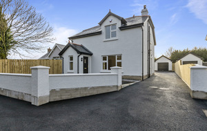 Property: Country living and city convenience are combined to perfection here in Carryduff