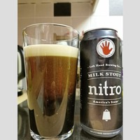 Craft Beer: Left Hand's Nitro Milk Stout is silky smooth and well worth the wait