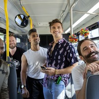 Queer Eye's Jonathan Van Ness makes unexpected bid for Bake Off job
