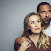 Rio Ferdinand and Kate Wright lift lid on becoming a step-family in documentary