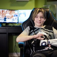 11-year-old quadruple amputee receives Star Wars bionic arm