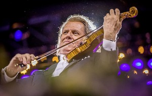Andre Rieu: Music is my therapy – a waltz a day keeps the doctor away