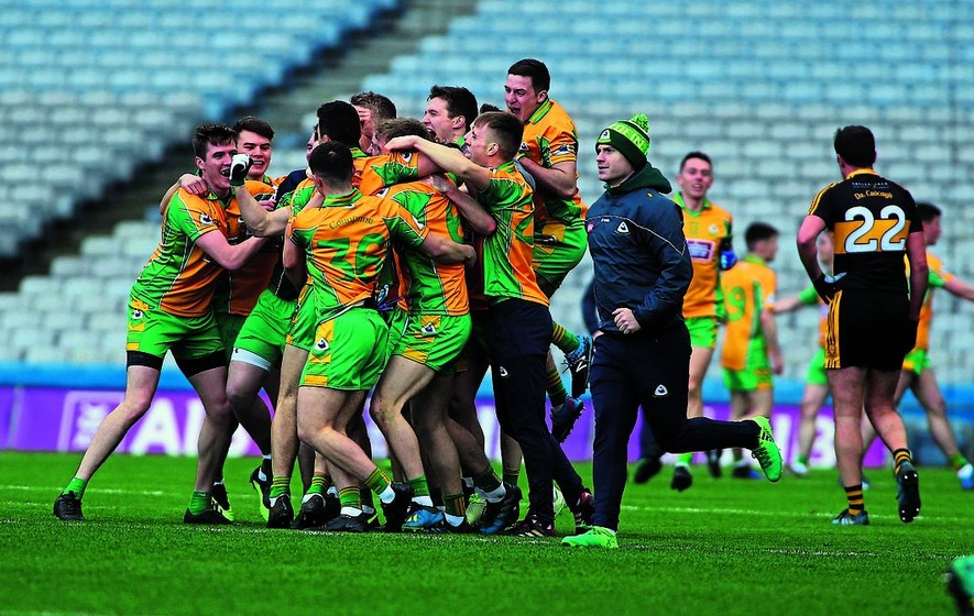 'The secret is there is no secret' - Why Corofin are what they are