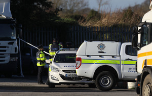 Two arrested after men shot in Co Dublin