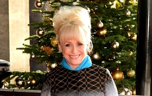 Dame Barbara Windsor's Alzheimer's symptoms have 'deepened', husband says