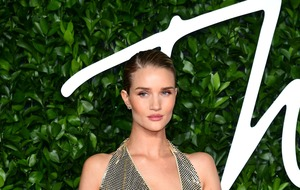 Rosie Huntington-Whiteley: Why I eat all my food in a 10-hour window