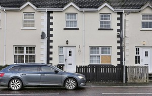 Man and woman found dead at house in Derry named locally as Kim Hazlett and Patrick Stokes