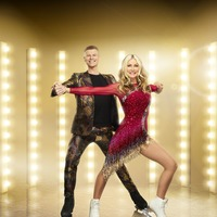 Caprice 'parts ways' with Dancing On Ice partner Hamish Gaman