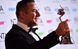 David Walliams says he is 'a bit nervous' about NTAs hosting gig