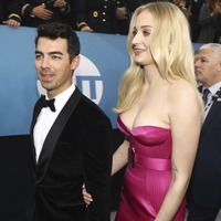Sophie Turner and Joe Jonas among couples on date night at SAG Awards