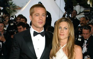 Celebrities share their excitement over Brad Pitt and Jennifer Aniston reunion