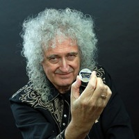 The Queen joined by Queen – the band – on new coins