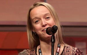 Glastonbury's Emily Eavis follows in dad Michael's footsteps with top award