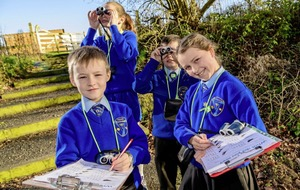 Children to take part in biggest wildlife survey in schools