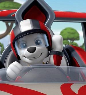 PAW Patrol: Ready, Race, Rescue a 'turbo-charged instalment' of popular animated TV series