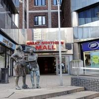 Three men released following triple stabbing in Belfast city centre