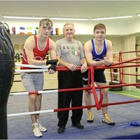 Boxing Video: Seconds Out: Tucker brothers raring to go at Ulster Elites