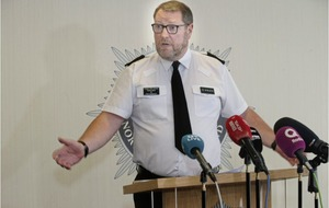PSNI Acting Deputy Chief Constable Stephen Martin to retire