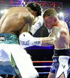 Carl Frampton recovery on track as Jamel Herring battle looms for the summer