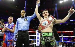 St Patrick's Day Osawa rumble could set Michael Conlan up for Falls Park world title fight night