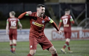 Cliftonville could be shorn of star men for Co Antrim Shield decider with Ballymena United