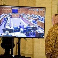 MLAs reject British government's EU withdrawal plan.