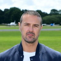 Paddy McGuinness had to tackle flying fear before joining Top Gear