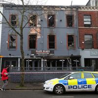 Police probe 'deliberate' fire at south Belfast restaurant