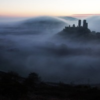 In Pictures: Fog and frost give way to sunny skies