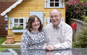 Belfast couple tell their foster carer story to encourage others