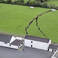 Another land sinkhole opens up Co Monaghan