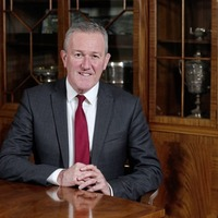 Finance Minister Conor Murphy `will have to look' at raising domestic rates