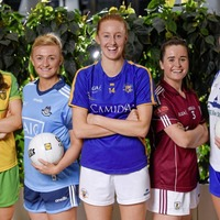 Ladies football stars launch National Leagues