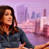 Susanna Reid reveals dramatically different look in throwback clip