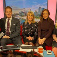 Steph McGovern says a teary goodbye to BBC Breakfast