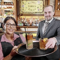 Galgorm toasts opening of new McKendry's whiskey lounge and bar