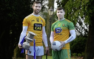 McKenna Cup saga is 'over and done with' as Donegal and Jamie Brennan turn attention to National League
