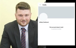 DUP councillor Dale Pankhurst deletes Twitter account due to 'abuse and harassment'