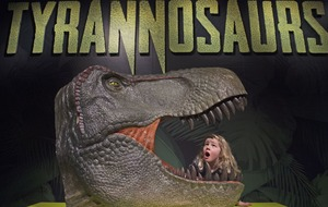 Tyrannosaurs exhibition to make only European appearance in Scotland