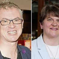 Irish unity 'inevitable' and DUP has itself to blame, says Joe Brolly